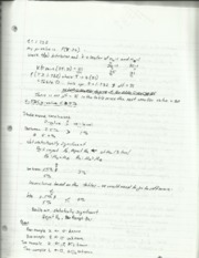 Statistics P Value Notes