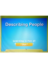 Describing People Online Exam