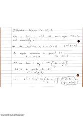Relationship Between Orbits and Angular Momentum Lecture Notes