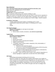 BUS123A Final Exam Study Notes