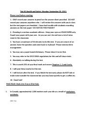 Humber Fall 2013 H & S Test 1 with answers (ch. 1,2,4).docx