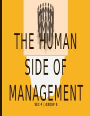 The Human Side of Management (1) (1)