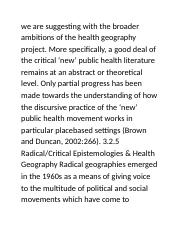 ENGAGING COMMUNITIES IN HEALTH GEOGRAPHY (Page 349-350).docx