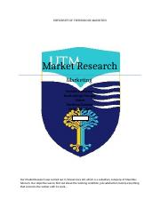 Assignment_on_Market_Research