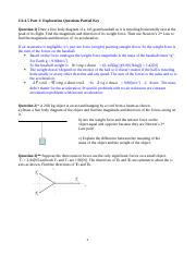 Ch 4-5 Exploration questions - part 1 - partial key - PHY241 f16.docx