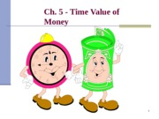 FIN 221- Time Value of Money Lecture