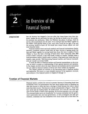 Financial System by Mishkin
