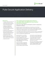 PulseSecure_Doc_DS_PulseSecureApplicationDelivery.pdf