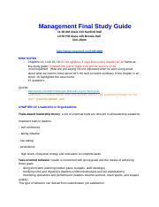 Management Final Study Guide.docx