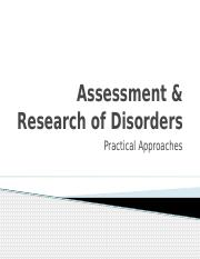 4. Assessment of disorders class.pptx