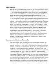 European History Nationalism Test Notes