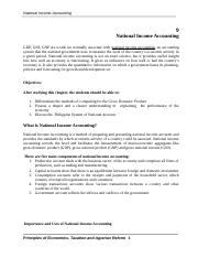9. National Income Accounting.doc