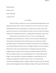 Essay2 Law and Order.docx