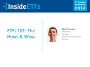 2014 InsideETFs - ETFs 101 The Hows And Whys