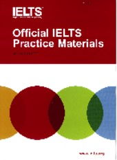 Official Ielts Practice Materials 1 (2009)