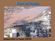 Rivers and Flooding