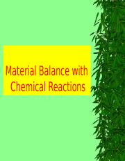 material balance with reactions.pptx