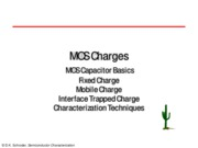 08. MOS Charges