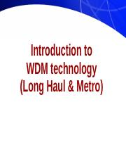 02-Intro to WDM.ppt