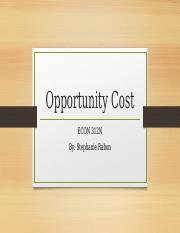 Opportunity Cost.pptx