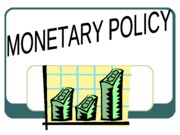 Economics 1022B monetary policy