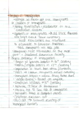 PSY399ImmigrationNotes