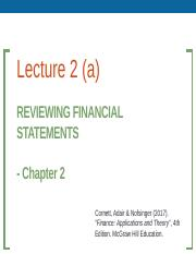 Lecture 2 (Understanding Financial Statements and Cash Flows).pptx