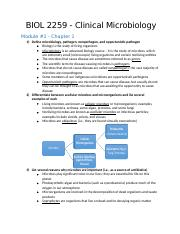 BIOL 2259 Clinical Microbiology Notes.docx