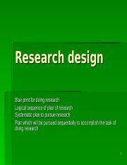 Research designm.ppt