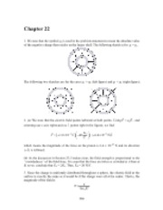 PHY2049 Chapter 22 Solutions
