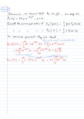STATS 509 Fall 2014 Assignment 6 Solutions