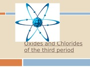 Oxides_and_Chlorides_of_the_third_period