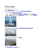power station(thermal).docx