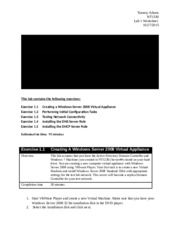 NT1330 LAB 1 WORKSHEET