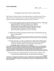 The Strangers that Came to Town Study Questions.pdf