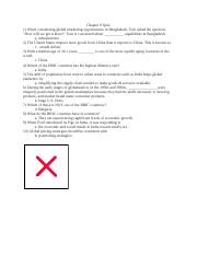 Marketing Chapter 18 Quiz - Chapter 18 1)Because advertising is ...