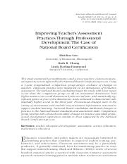 Improving Teachers'Assessment.pdf