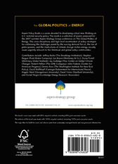 The Global Politics of Energy