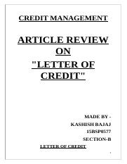 LETTER OF CREDIT.docx