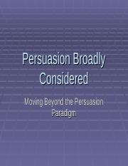 Persuasion Broadly Considered _Autosaved_.ppt