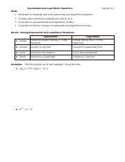 4.5 Exponential and Logarithmic Equations.pdf