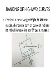 BANKING-OF-HIGHWAY-CURVES.pptx