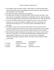 French Revolution Questions Part 1.pdf