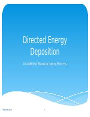 Directed Energy Deposition.pptx