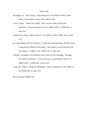 Bibliography for Your Bibliography on 09-22-15