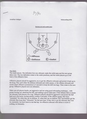 boxing out coaching drill homework
