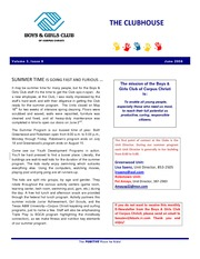 june 2008 newsletter