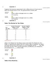 EC321 Test 1 Answers