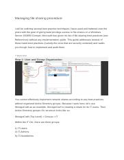 Managing file sharing procedure.docx