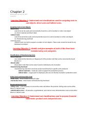 AC310 Chapter 2 Notes.docx